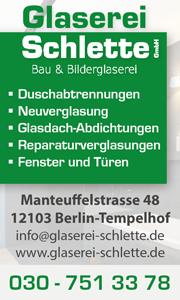 Ratgeber Berlin Duschkabinen