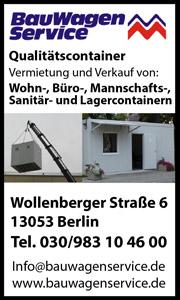 Ratgeber Berlin   Seecontainer als Lager in Berlin